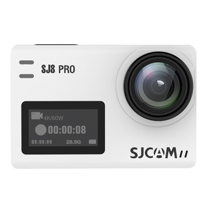 Image 2 - SJCAM 4K Action Camera SJ8 Pro/SJ8 Plus/SJ8 Air 1296P 4K 30fps/60fps HD Remote Control Helmet Waterproof Camera FPV Sports DV