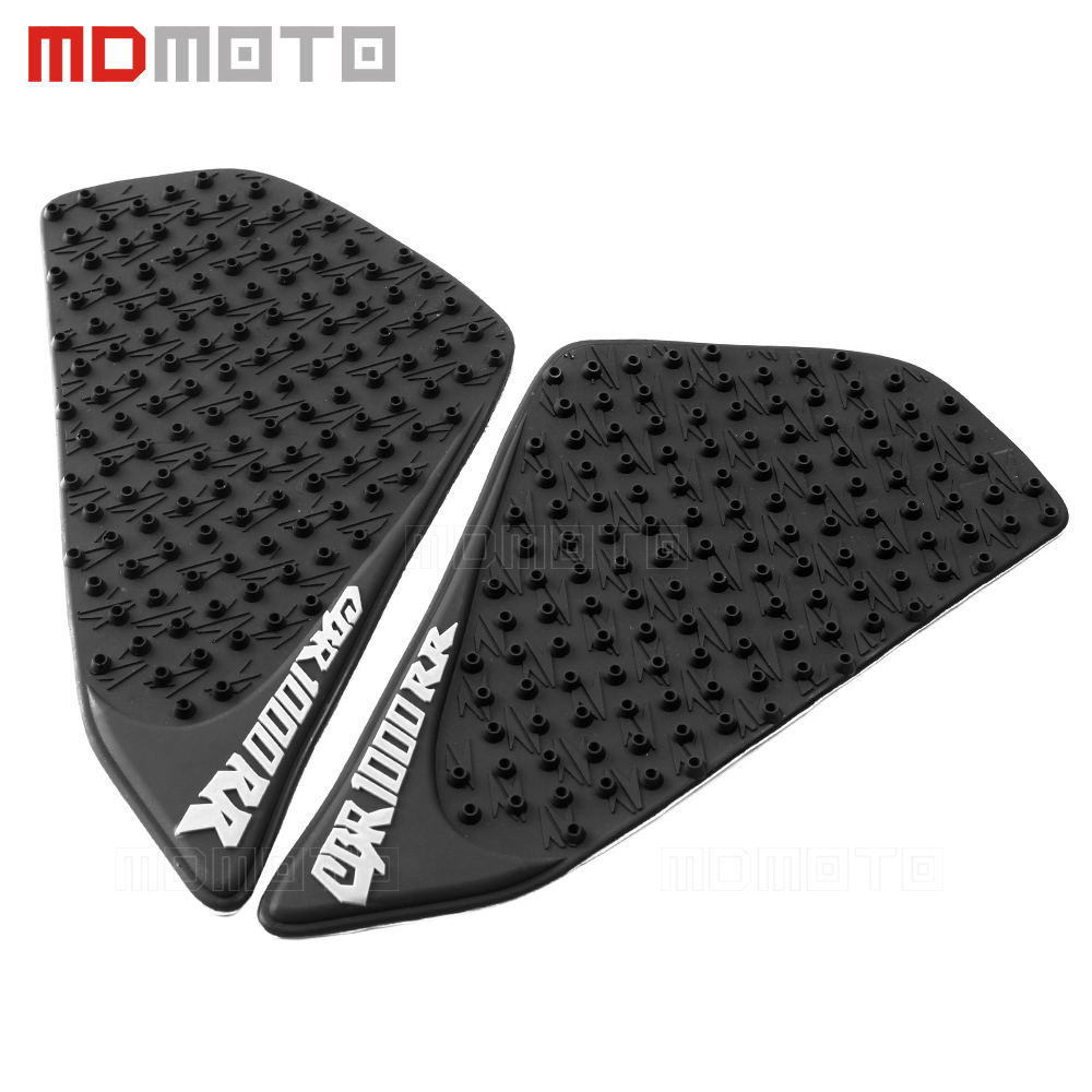 For Honda CBR1000RR CBR 1000RR 2004-2007 Motorcycle Anti slip Tank Pad 3M Side Gas Knee Grip Traction Pads Protector Stickers bjmoto for ktm duke 390 200 125 motorcycle tank pad protector sticker decal gas knee grip tank traction pad side