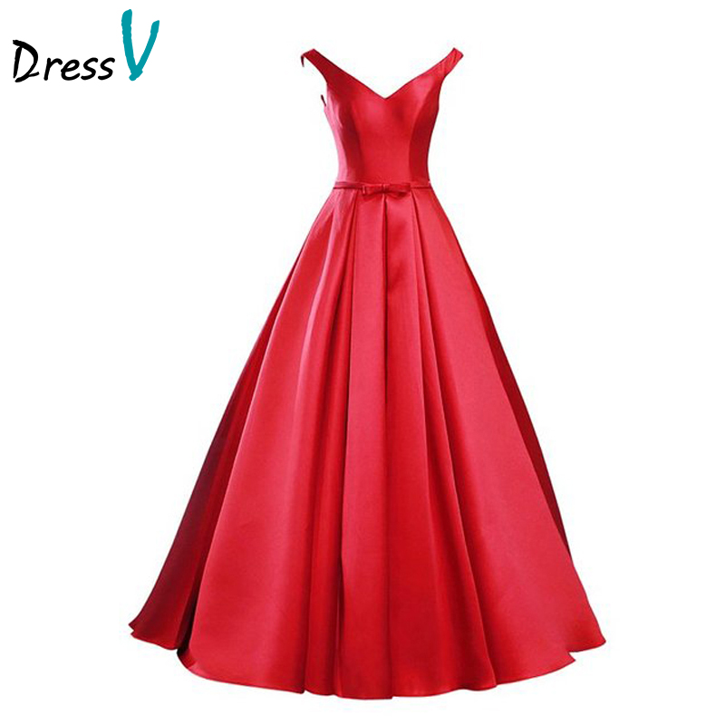 Cheap Simple Prom Dresses with Straps