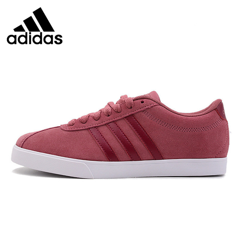 Original New Arrival  Adidas COURTSET Womens Tennis Shoes SneakersOriginal New Arrival  Adidas COURTSET Womens Tennis Shoes Sneakers