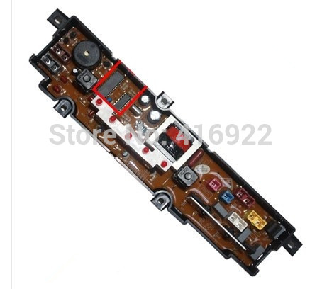 Free shipping 100% tested for Haier washing machine accessories pc board program control XQB45-62SDT XQB45-68B XQB46-68 free shipping 100% tested for sanyo washing machine accessories motherboard program control xqb55 s1033 xqb65 y1036s on sale