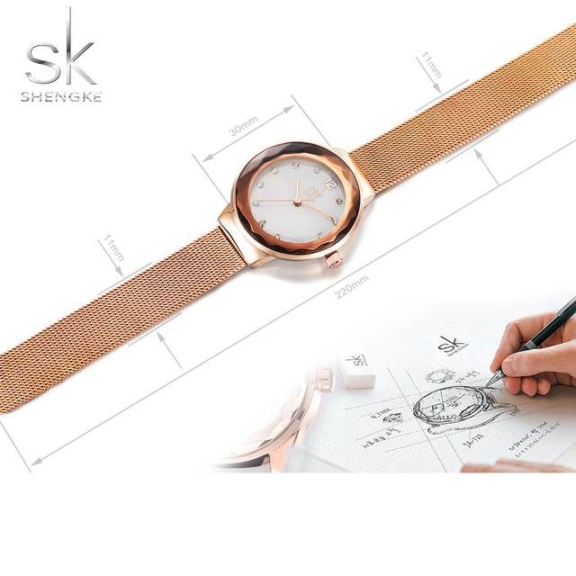 Zegarek damski SK ELI 4