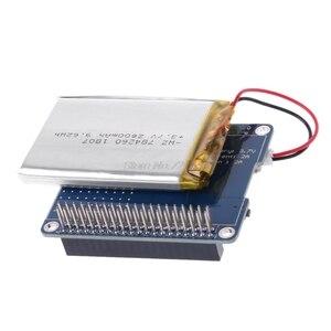 Image 5 - Ups 帽子ボードモジュール 2500 ノート pc バッテリーリチウム電池ラズベリーパイ 3 モデル b/パイ 2B/b +/a + ドロップシップ