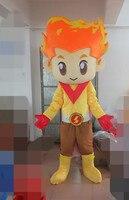 בירי מסוג 100% ילד אש אש מבוגרים תלבושות בפלאש head קמע תלבושות