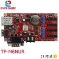 Внутренний внешний контроллер  поддержка карт 1/16  1/8  1/4  1/2  TF-M6NUR сканирования  одна и двойная карта управления цветом  лучший выбор