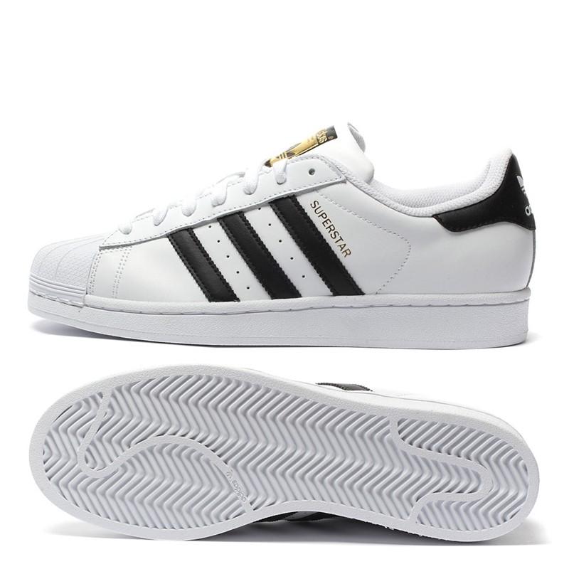 b55d5c62dc Original Autêntica Adidas Originals Superstar Clássicos Sapatos de ...