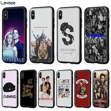 Lavaza Riverdale Jughead Jones Silicone Soft Case for iPhone 11 Pro XS Max XR X 8 7 6 6S Plus 5 5S SE(China)