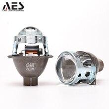 цена на AES 3 Inch Koito Q5 H4 Bi-Xenon HID Projector Lens D2S D2H HID King Kong H4 Q5 Koito Car Headlight For TOYATO LEXUS RX270/RX350