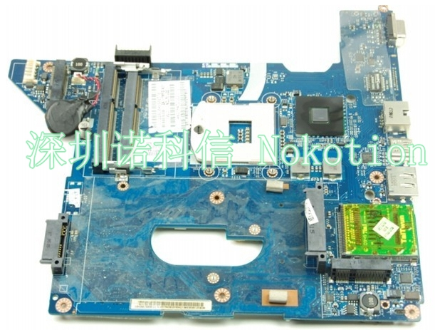 NOKOTION laptop motherboard for hp cq41 mainboard full test original laptop motherboard abl51 la c781p 813966 501 for hp 15 af mainboard full test works