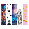 Free Shipping 1pc 122cm X 28cm Pro Longboard Grip Tape Multi Graphic Griptapes With Air Hole
