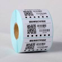 50X30 Thermal Sticker paper Thermal label paper Barcode label paper for thermal label printer(China)