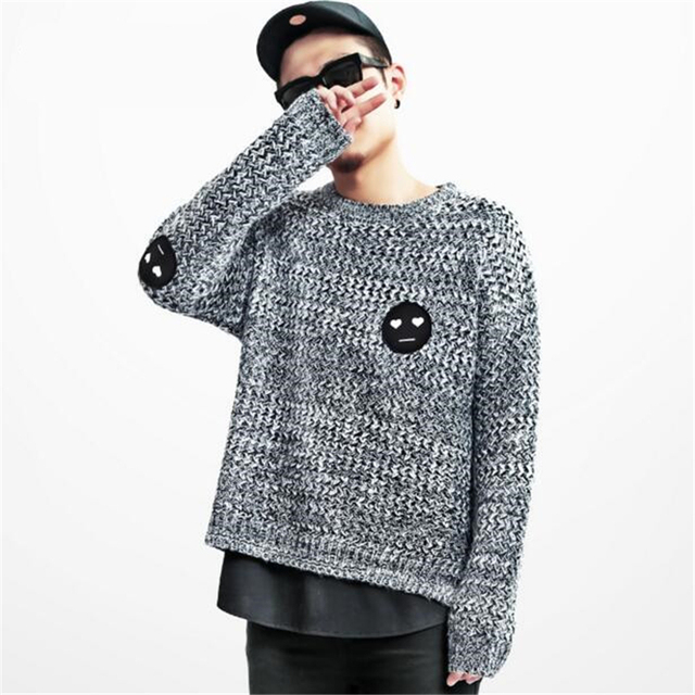 New Autumn Fashion Brand Men Casual Sweater O-Neck Knitting Pullovers Winter Knitwear Men Women Sweaters Couples Pullover Coat