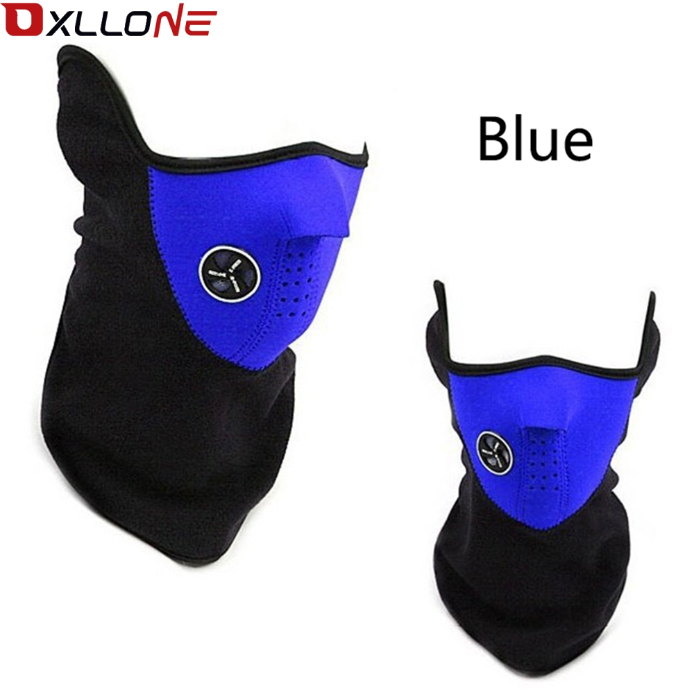 2018 New Products Outdoor Sport Cycling Sport Bike Motorcycle Mask Skiing Snowboard Neck Skull Masks Winter Ski Warm Face Mask