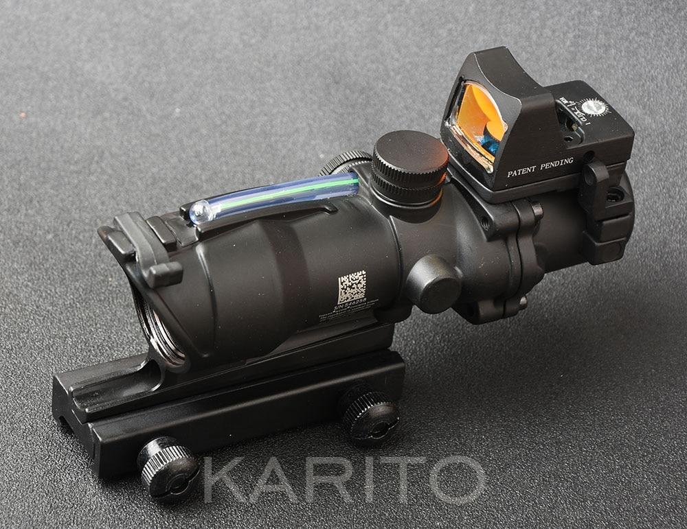Montar em Rifle Infravermelha Digital Avistamento Telescope Dia