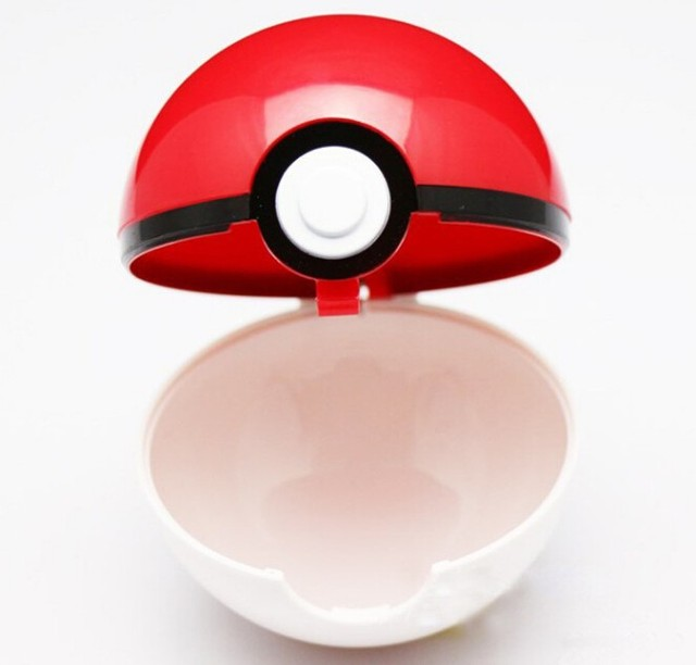 15Styles 1Pcs Pokeball + 1pcs Free Random Figures Inside
