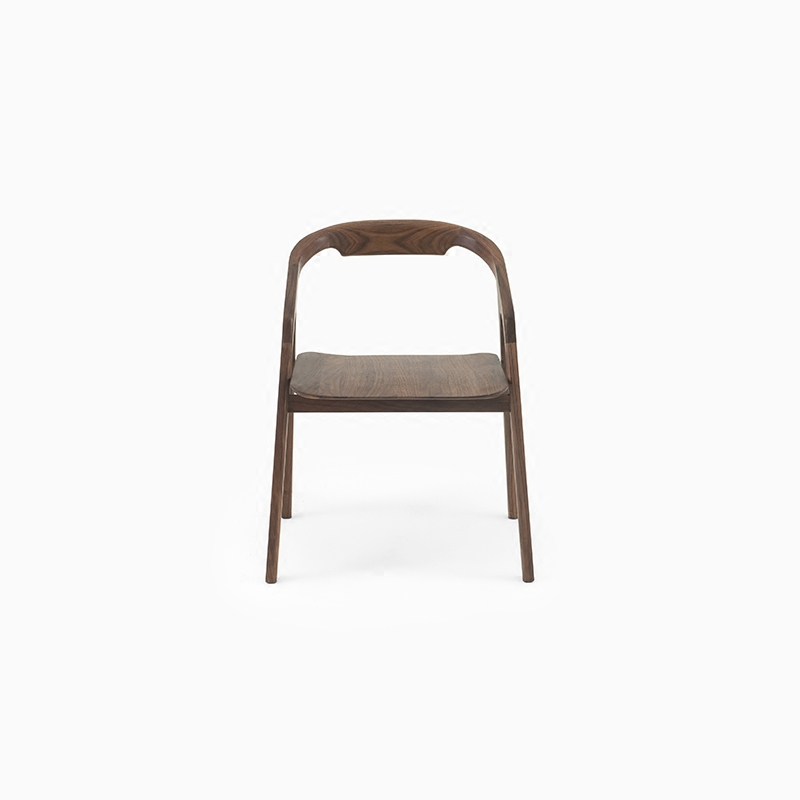 things should be fc02 cloud armchair simple black walnut wood chair dining chair ch177 natural side chair walnut ash