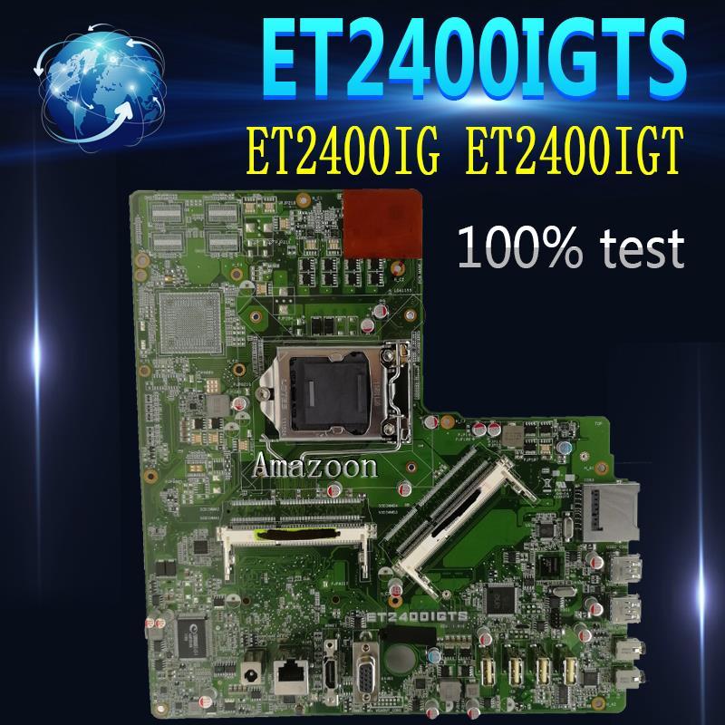 Amazoon  All-in-one Motherboard For ASUS ET2400IGTS ET2400IG ET2400IGT Mainboard 100% Test Ok Works GM