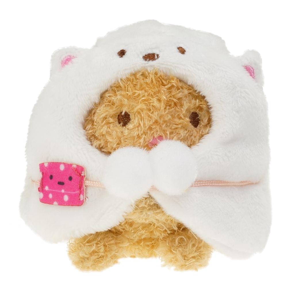 8 см игра sumikko sumikkourashi милые плюшевые игрушки - Цвет: 03
