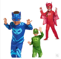 High Quality PJ Mask Hero Of Children Cosplay Costume And Cosplay Costume And Birthday Party Cosplay