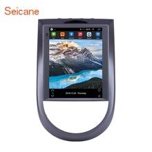 Seicane Android 6.0 Car GPS Navigation Radio For 2015 Kia Soul 9.7 inch HD 768*1024  Multimedia Player Support Carplay DVR OBDII стоимость