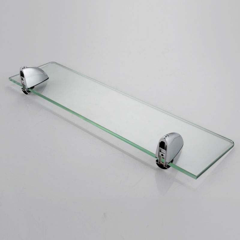 Great Brushed Nickel Glass Shelf Ideas Bathtub For