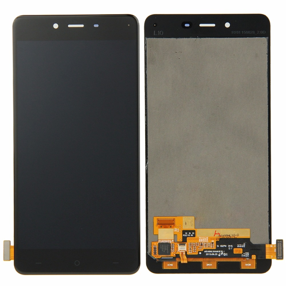 LCD Screen and Digitizer Full Assembly for OnePlus X
