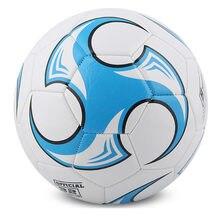 a80cbf16ec Profissional Jogo De Futebol Trainning Bola Jogo Bola de Futebol Premier  League Anti-slip PU Tamanho 3 4 5 Bolas De Futebol