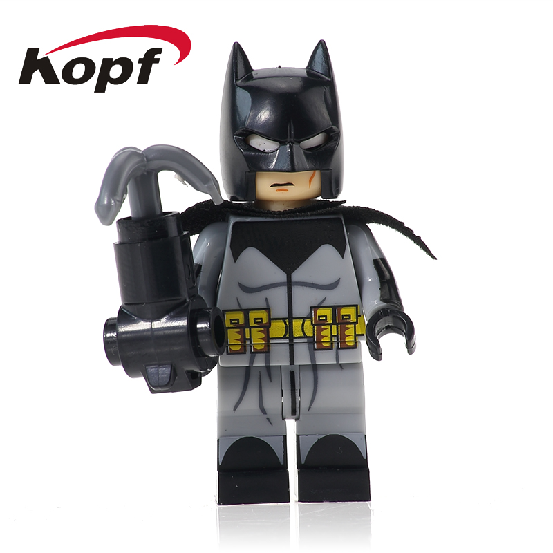 Single Sale Super Heroes Movie Chinese Batman Damian Wayne Model Bricks Action Figures Building Blocks Toys for children XH 407 single sale pirate suit batman bruce wayne classic tv batcave super heroes minifigures model building blocks kids toys gifts