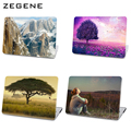 Natural Scenery Fantasy artist Hard Laptop Case For Apple Macbook Air 11 13 cover For Macbook Pro 13 15 Retina