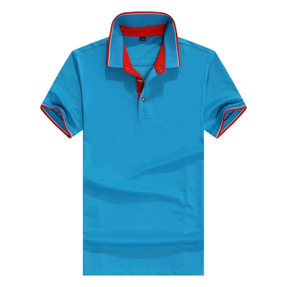 fb868f1be97b ... Best Quality Polo Shirts Short Sleeve Men 2018 New Casual Design Brand  Solid 9 Colors Plus ...