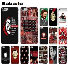 2a1fb33d623 Babaite Spain TV La Casa de papel TPU Soft Silicone Phone Case Cover for iPhone  5 5Sx 6 7 7plus 8 8Plus X XS MAX XR