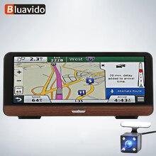 Bluavido 8 дюймов 4G Android gps навигация Dash cam ADAS Full HD 1080 P Автомобильный видеорегистратор камера Автомобильный видеорегистратор Bluetooth WiFi монитор