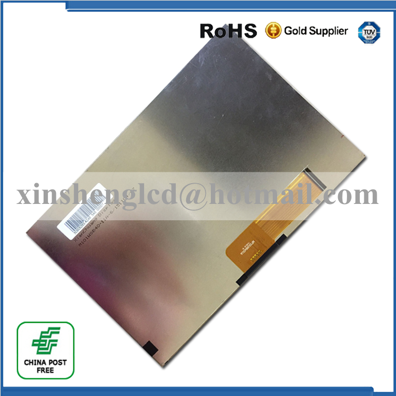 10.1 inch MF1011684011B 40pin LCD Display Inner Screen For Tablet PC Replacement Parts free shipping 8 inch lcd display screen for toshiba encore wt8 a wt8 at01g tablet pc accessories parts free shipping