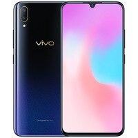 Оригинальный VIVO X21s мобильный телефон 6,41 дюймов 6 ГБ Оперативная память 128 ГБ Встроенная память Восьмиядерный 24.8MP AI селфи лицо Wake отпечаток п