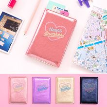Wallet Hologram Business Clutch-Pocket-Bag Credit-Card-Holders Travel-Accessories Passport-Covers