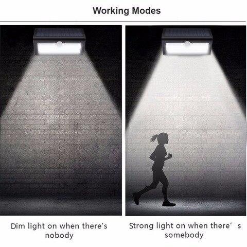 luz solar ao ar livre lampada led luzes de rua 2 pecas