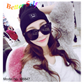 M6847 Large Size Vogue Sunglasses UV400 Square Outdoor Eyeglasses Classic Spectacles
