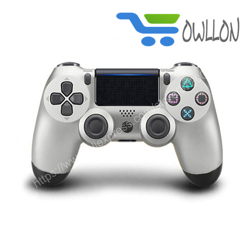 OWLLON Hot Bluetooth Wireless Gamepad Pro Controller For Sony PS4 Game Controller Joystick Gamepads For PlayStation 4 Console