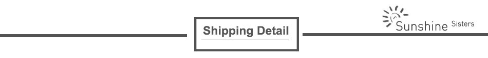 Shipping detail