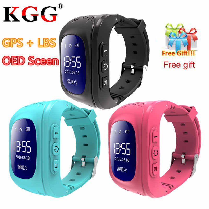 2019 New Q50 Wristwatch Smart Kid Safe GPS Smart Watch SOS Call Location Finder Locator Tracker Baby Anti Lost Monitor Pedometer