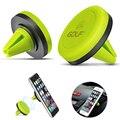 Golf 360 Graus Universal Car Holder Air Vent Mount Doca Magnético suporte do telefone móvel para o iphone 6 7 samsung galaxy huawei estande
