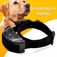 Waterproof In Ground Rechargeable Pet Training Wireless Dog Fence System Anti Bark Collar for 1/2/3 Dog #287935