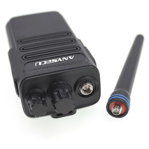 Image 2 - High Power 12W long distance walkie talkie ANYSECU AC 628 UHF Wireless Intercom analog 16CH scrambler Two Way Radio