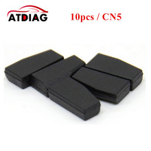 Wholesale CN5 car key chip copy T-o-yo-ta G auto transponder chip YS31 CN5 To-y-o-ta G Chip Used for CN900 and ND900 10pcs/lot