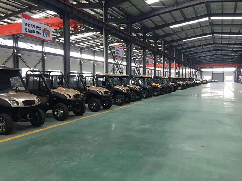 New UTV factory huge plant-800