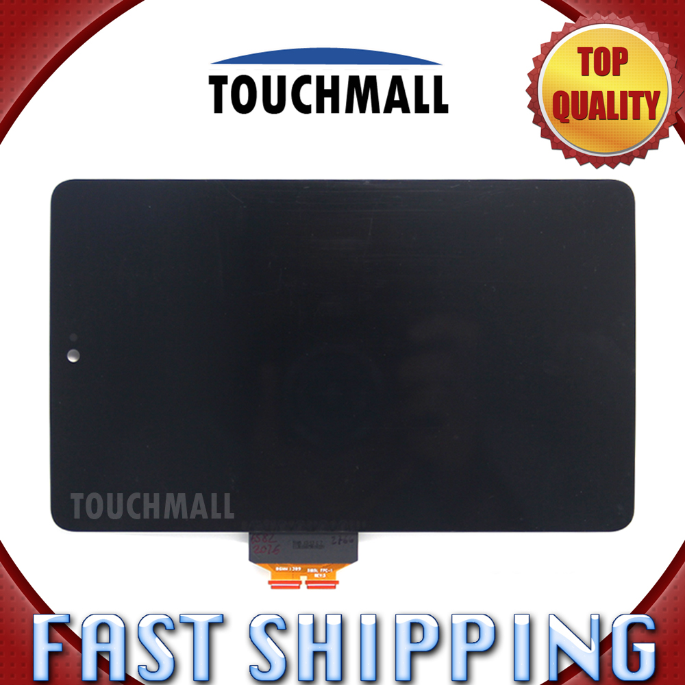 For New LCD Display Touch Screen Assembly Replacement Asus Google Nexus 7 1st Gen Nexus7 2012 ME370 ME370T ME370TG Free Shipping