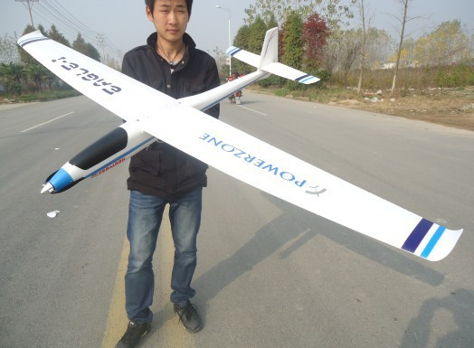 Aliexpress.com : Buy 383 glider remote control plane KIT ...