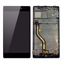 For Lenovo Vibe X2 LCD Display + Touch Screen Digitizer Assembly with frame free tools