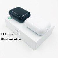 Дропшиппинг I11 tws IFANS pk i12 i9 i10 Bluetooth V5.0 наушники беспроводные стерео наушники гарнитура с зарядным устройством