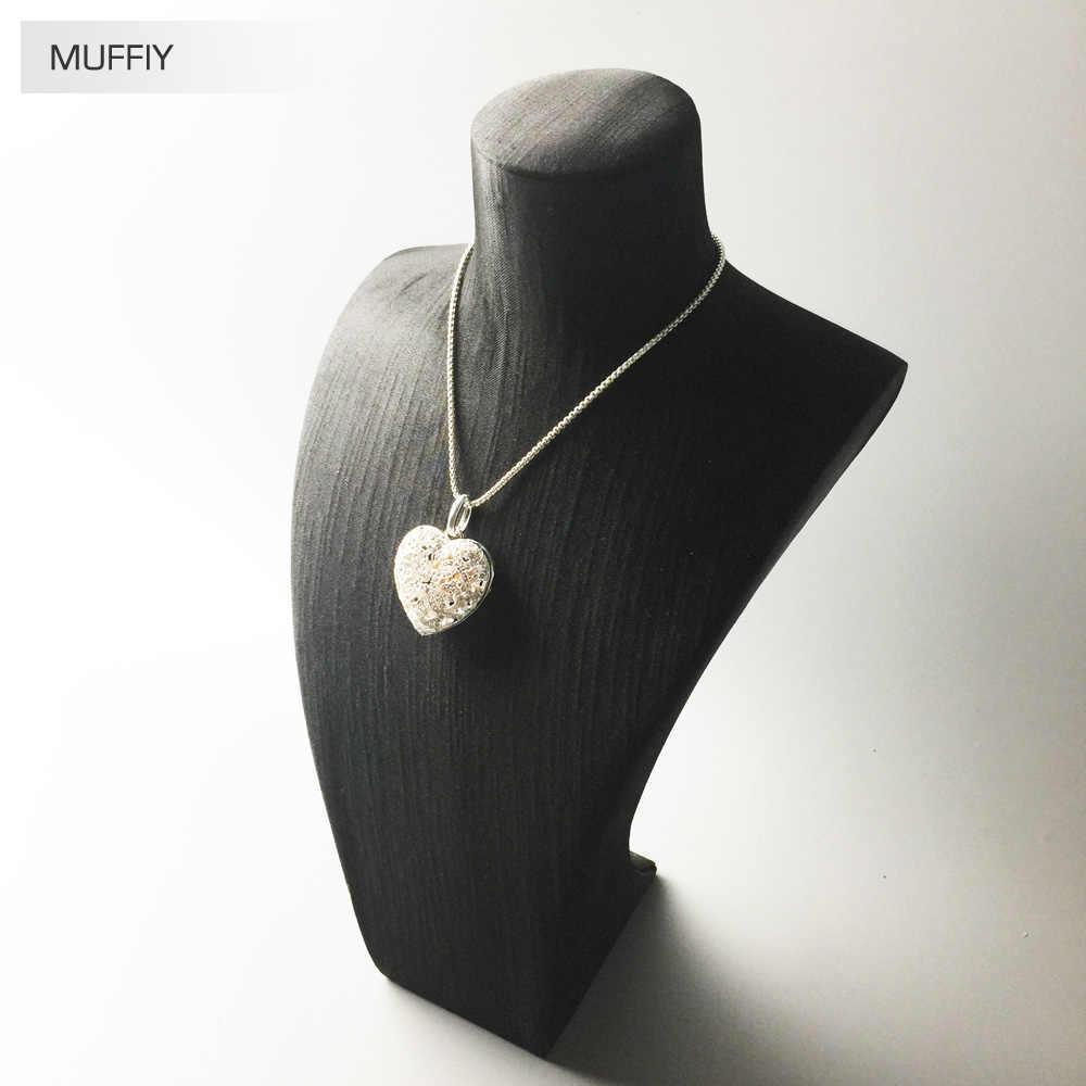 Medaillon Hart Hanger, Thomas Style Glam Sieraden Goede Jewerly Voor Vrouwen, 2017 Ts Gift In 925 Sterling Zilver, Super Deals